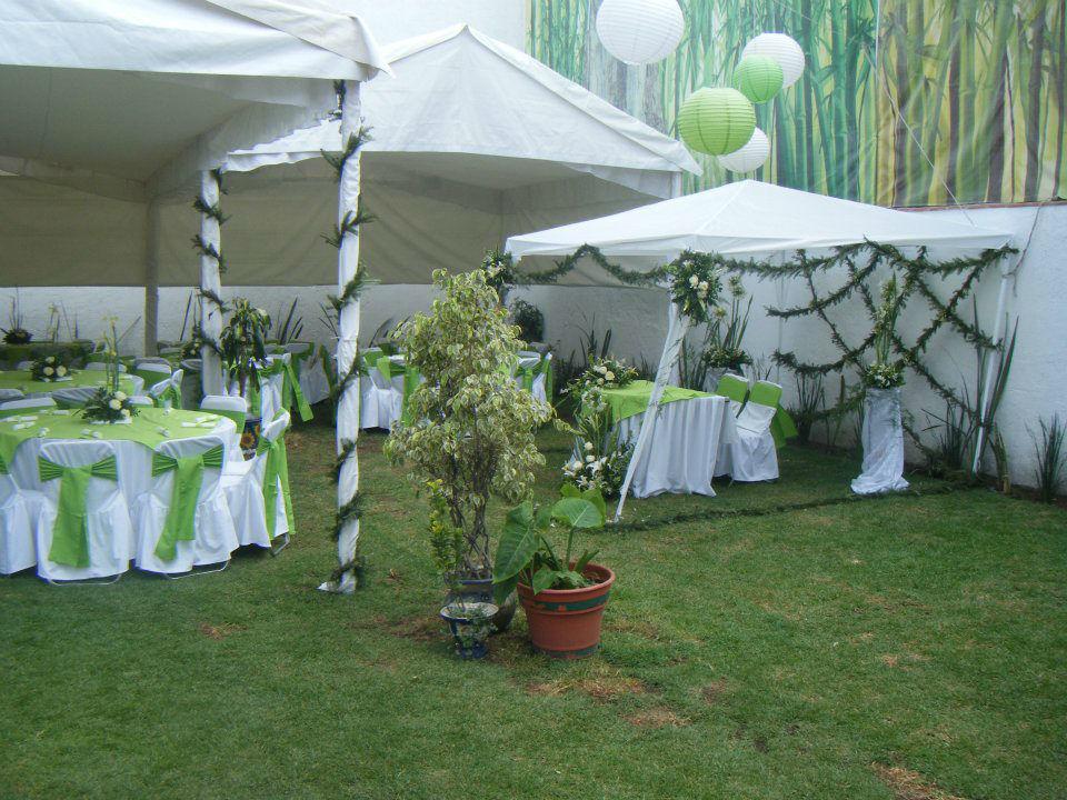 Jardín la Casa Verde