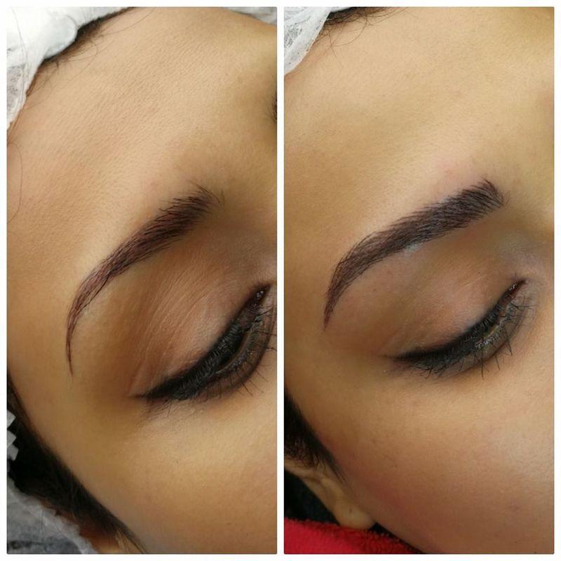 Cejas Perfectas con Joseane Farias Make Up