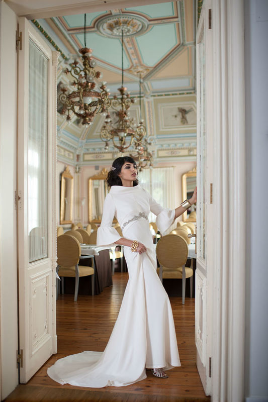 Cristina Pascual Novias