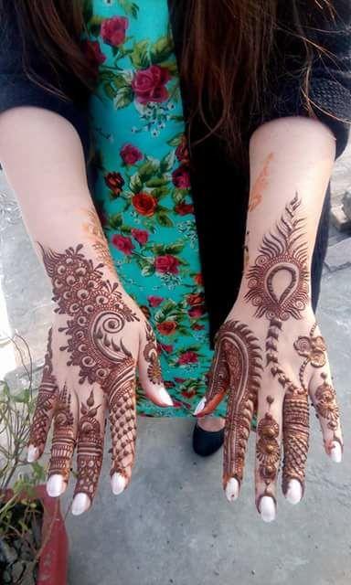 Ravi Mehandi Art
