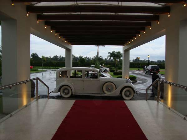 Rose Hauss Autos Antiguos