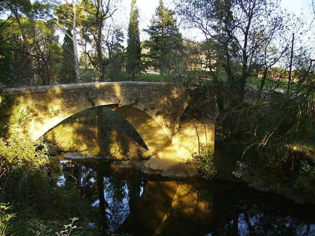 Le pont romain