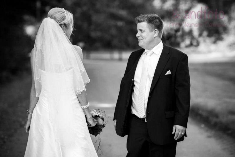 Beispiel: Professionelle Hochzeitsreportagen, Foto: andfoto.