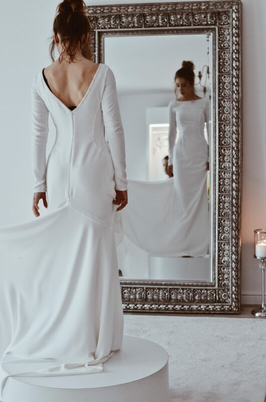 Trinschek Wedding Dress