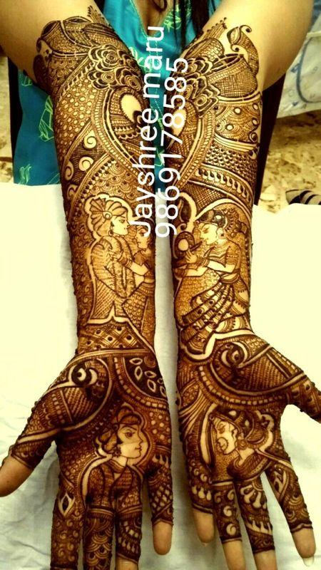 Jay Shree Mehndi Art