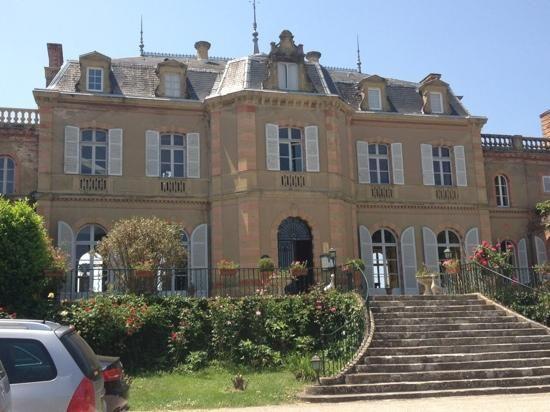 Château de Larroque