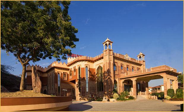 The Marugarh Resort & Spa