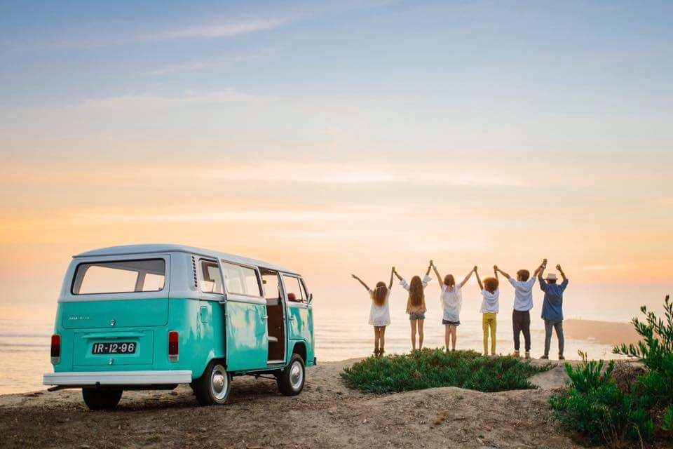 Kombi Moments - VW Pão de Forma
