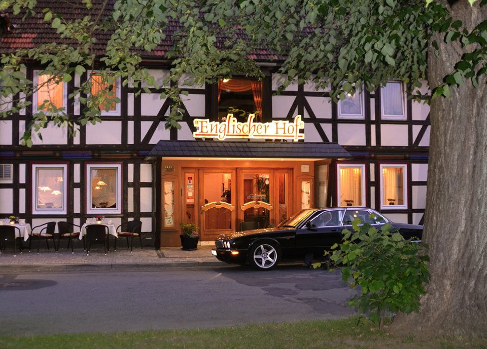Beispiel: Aussenansicht Hotel / Restaurant, Foto: Englischer Hof.