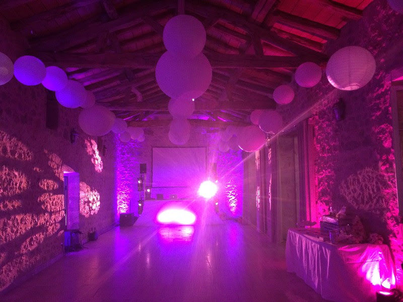 Château de Hitte Dance Floor