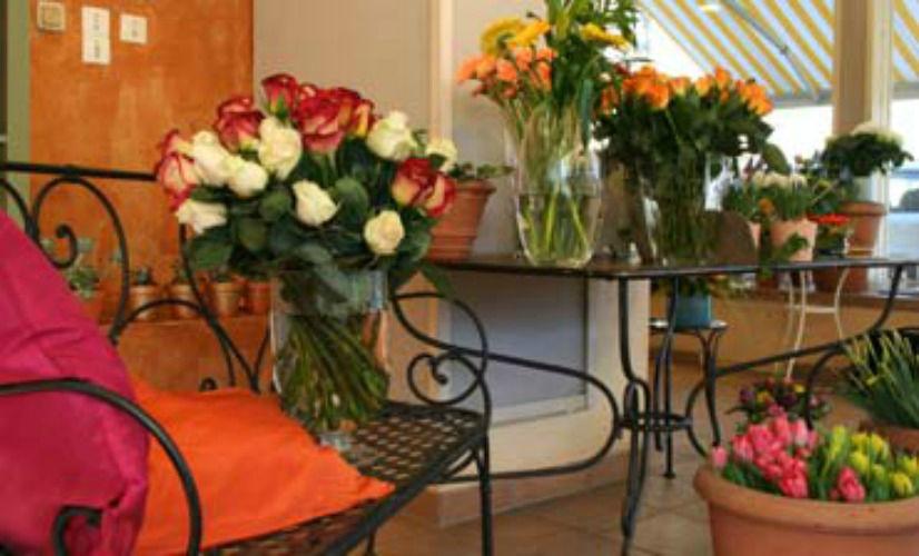 Beispiel: Blumen, Foto: Der Blumenladen.
