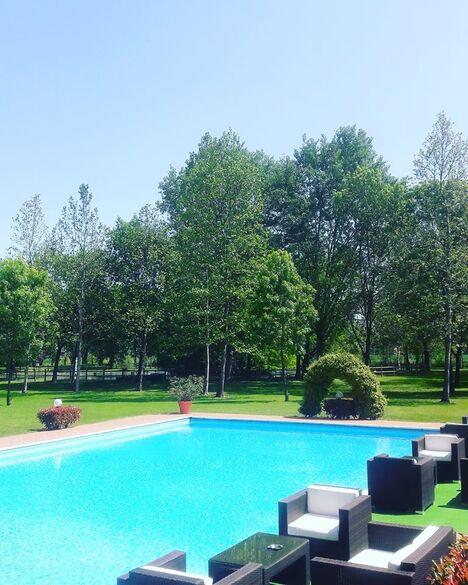 Villa La Regina Del Bosco