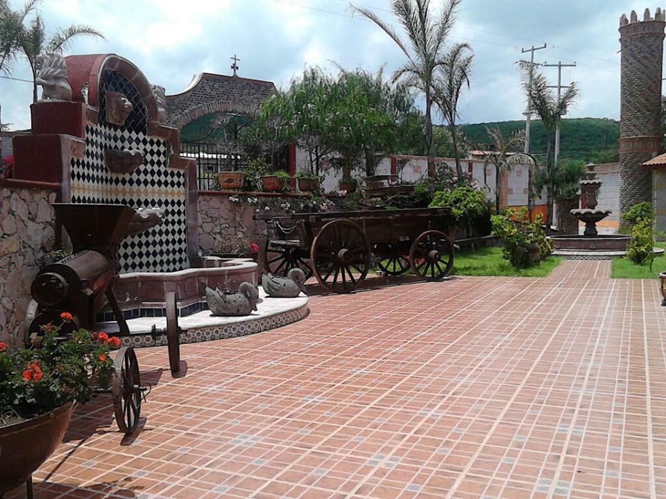 Hacienda  del Arger