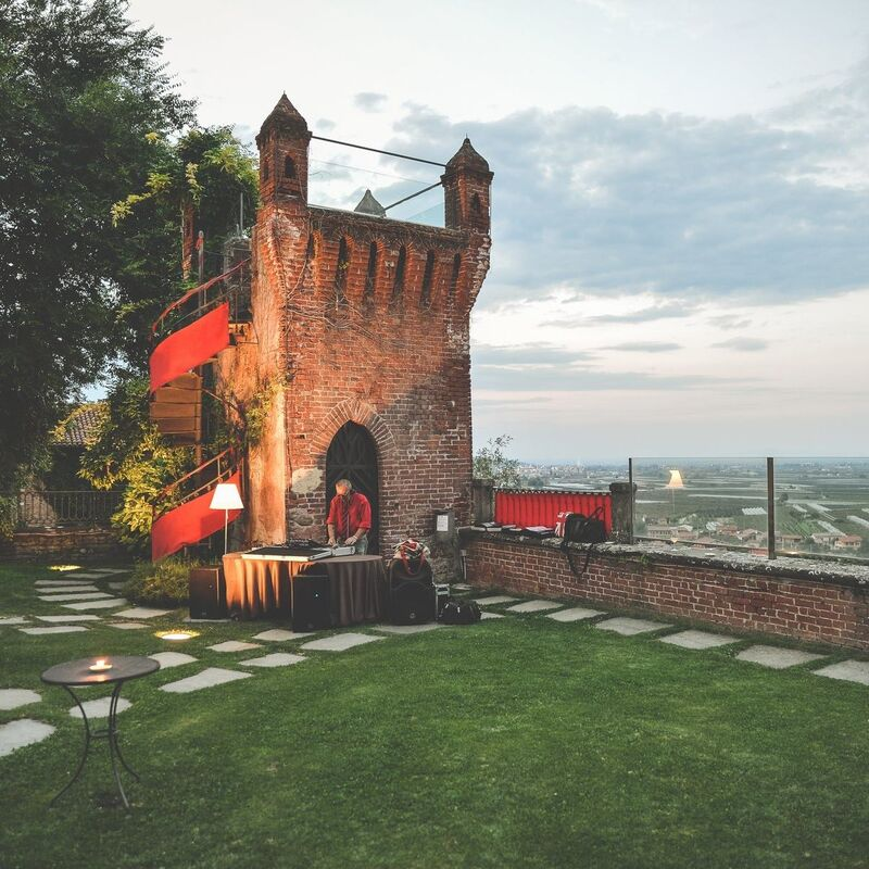 Hotel Castello Rosso