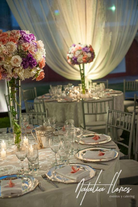 Natalia Flores Eventos y Catering