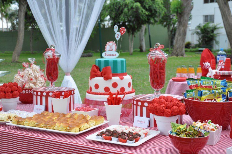 Confetti Party Design
