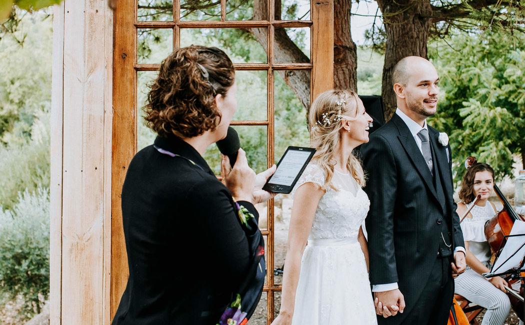 Your European Wedding Celebrant
