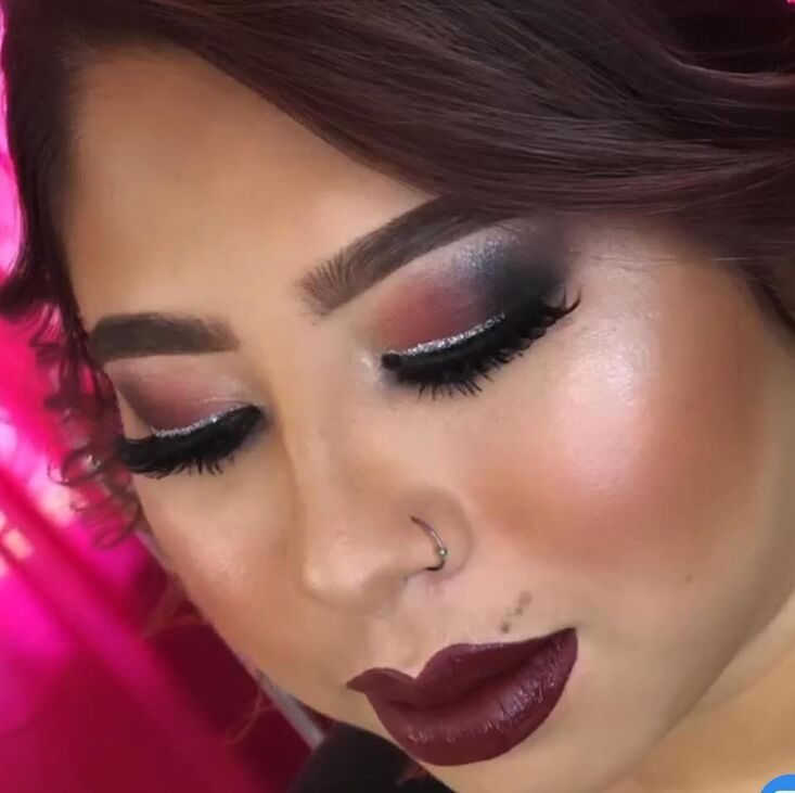 Sheyla Baez Make-Up