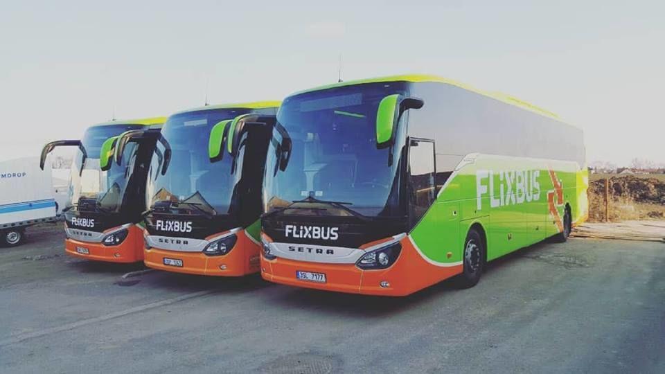 FlixBus Location