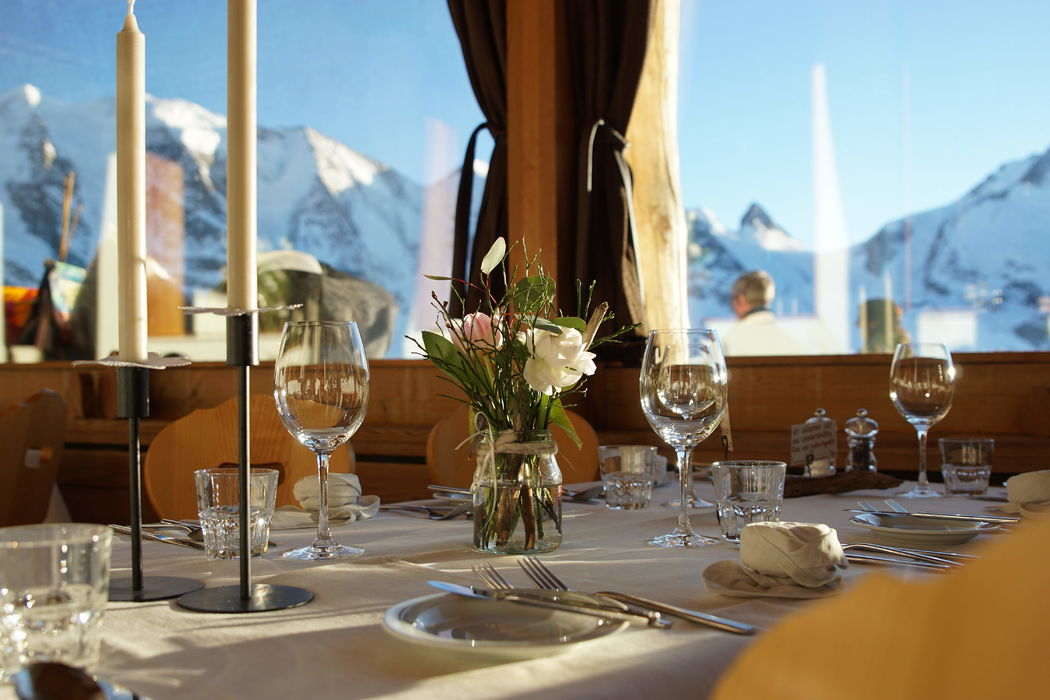 Diavolezza Restaurant