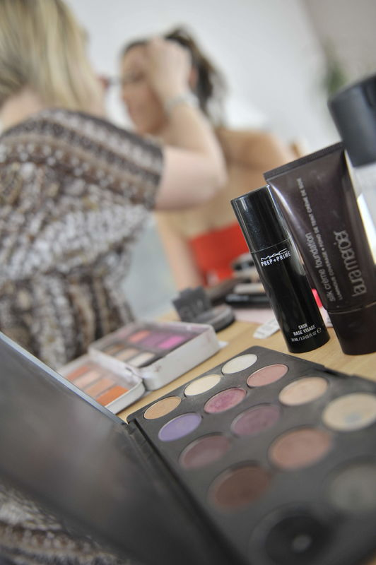 BMC at home - Maquillage