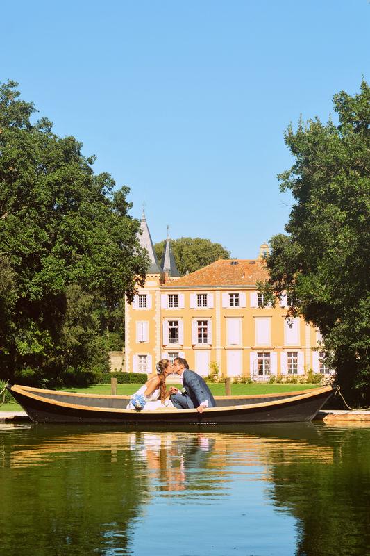 Mariage au Château de Roquelune