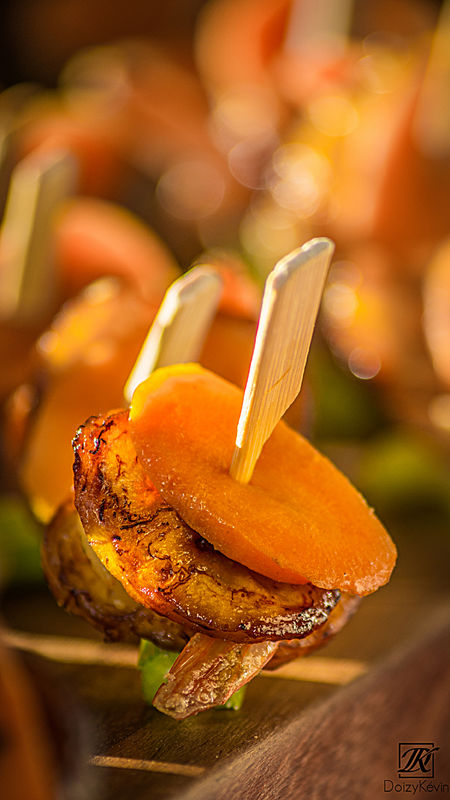 Framboise Mangue Traiteur