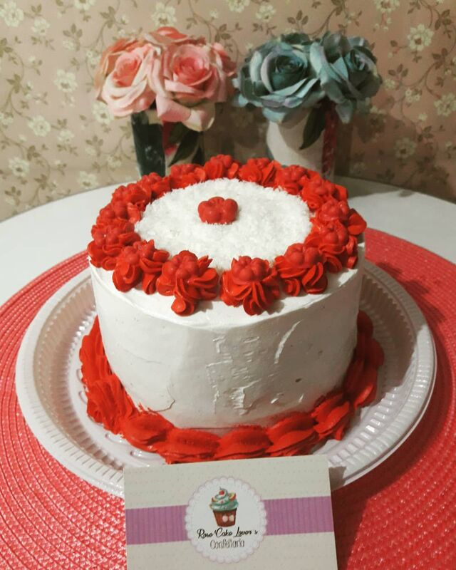 Rose Cake Lover's