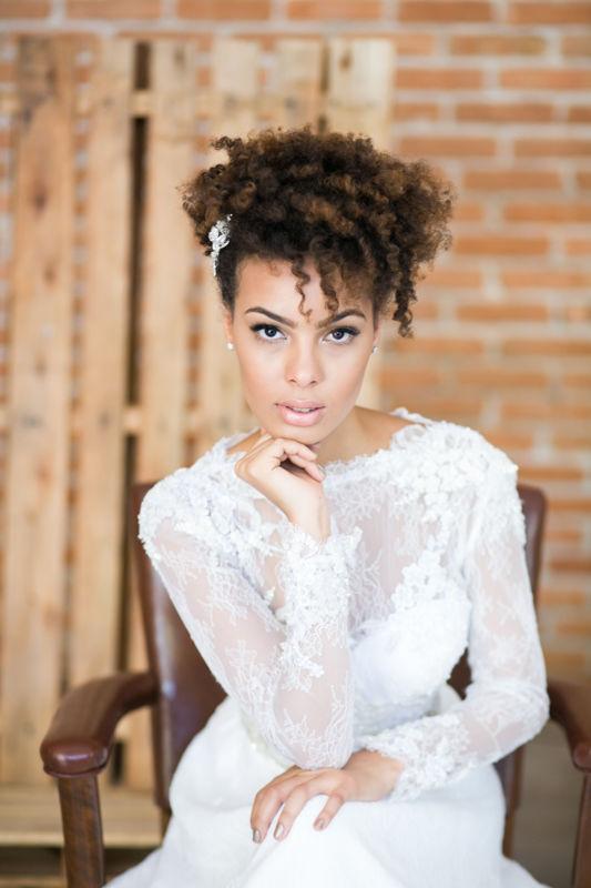 Editoral: Uma noiva Bailarina Fotos: Monica Dantas.