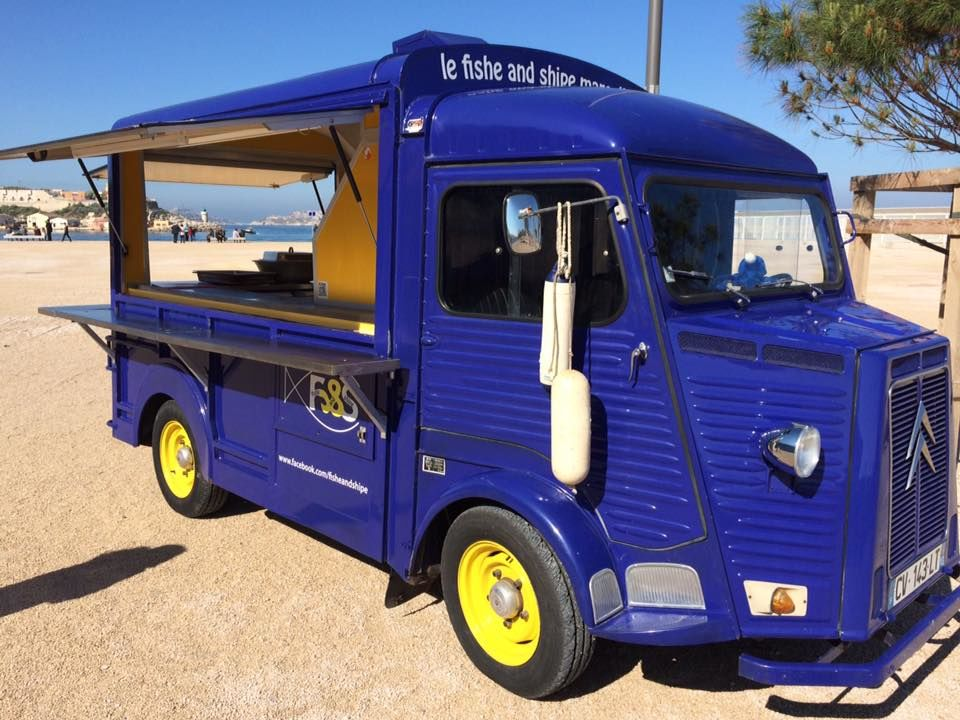Le Fishe and Shipe Food Truck