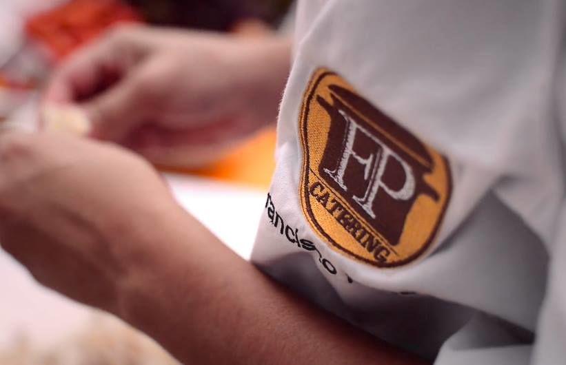 FP Catering Chef Francisco Prado