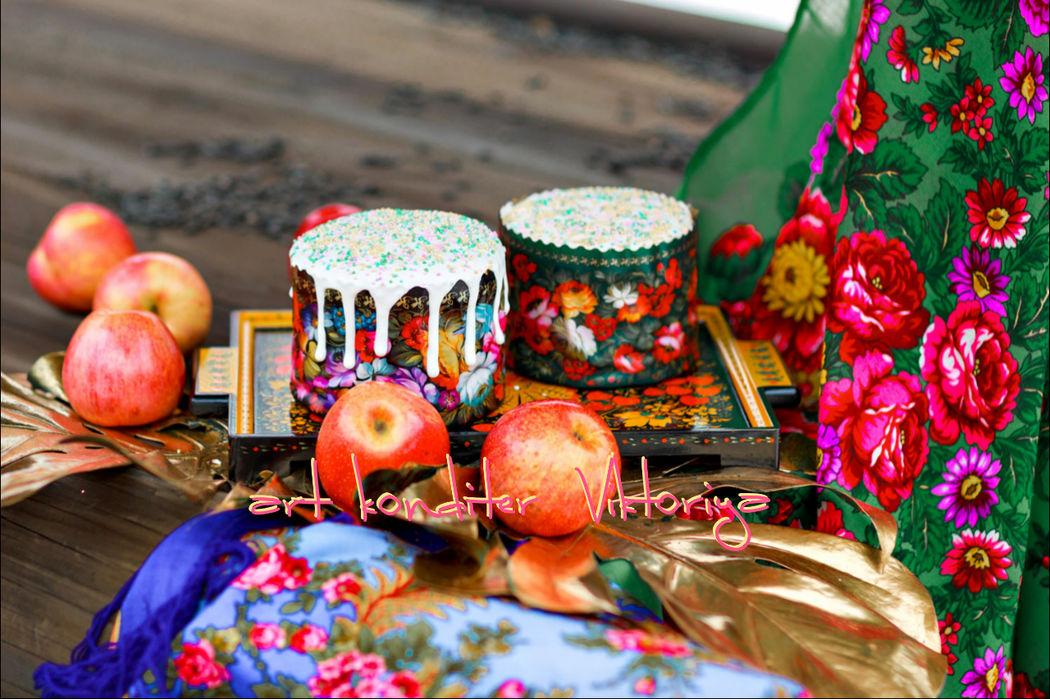 Сладкий стол Виктория Сафонова