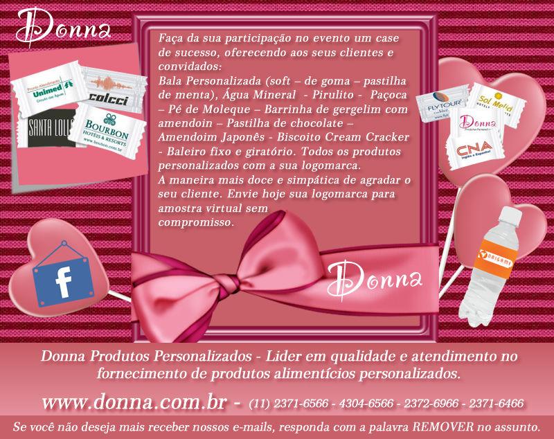 Donna Produtos Personalizados