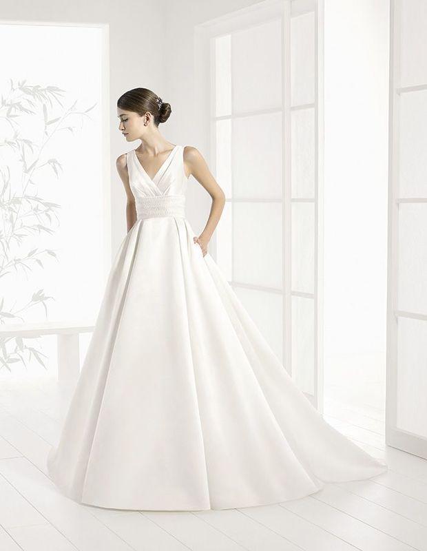 Vestido de noiva Jubilo - Adriana Alier