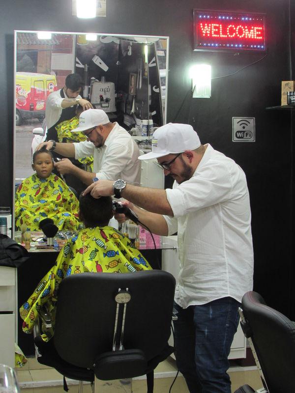 Tô no Trabalho Barbearia