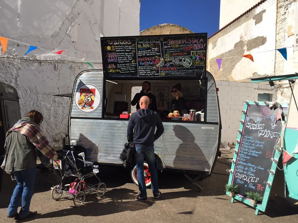 Las Conquistadoras Food Trucks