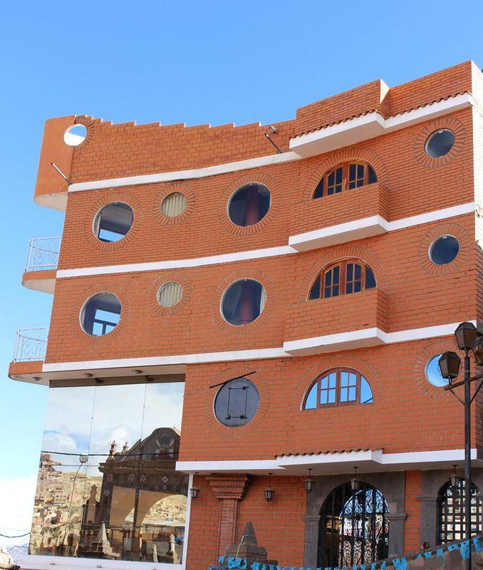 Quechuas Inka Palace