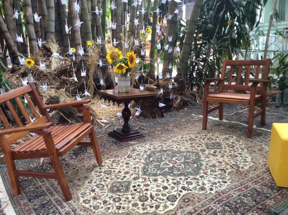 Chácara bambu mandaguacu