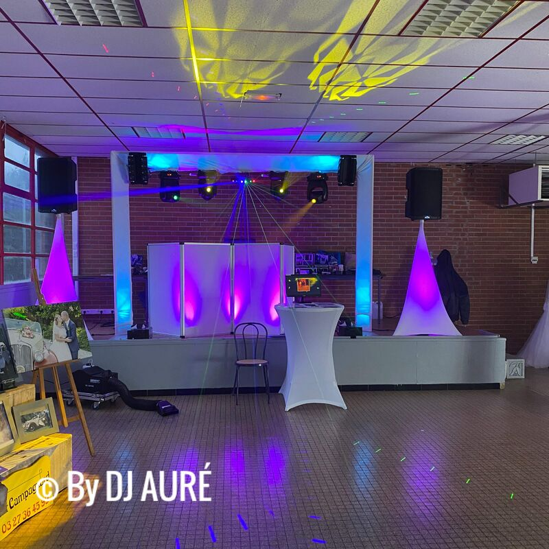 Dj Auré Concept/event