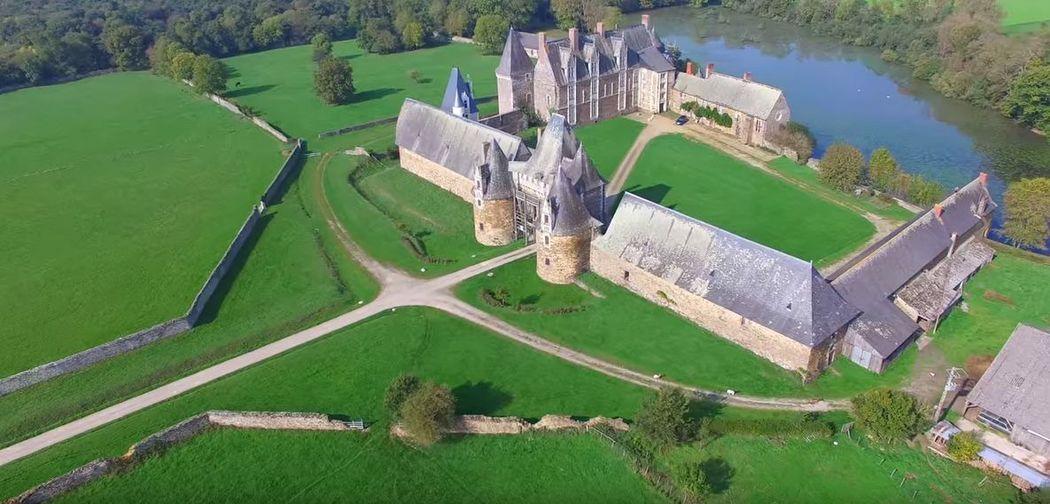 Château de la Motte Glain