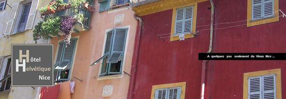 Hôtel Helvétique Nice