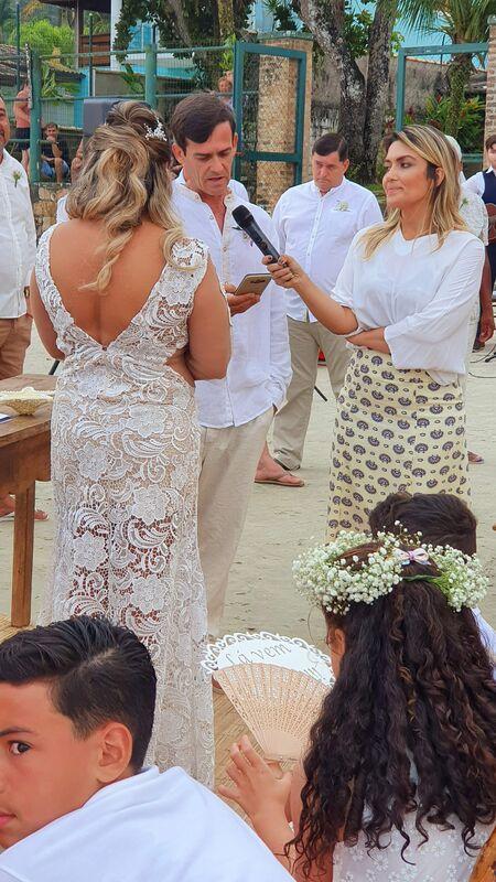 Letícia Gil Celebrante