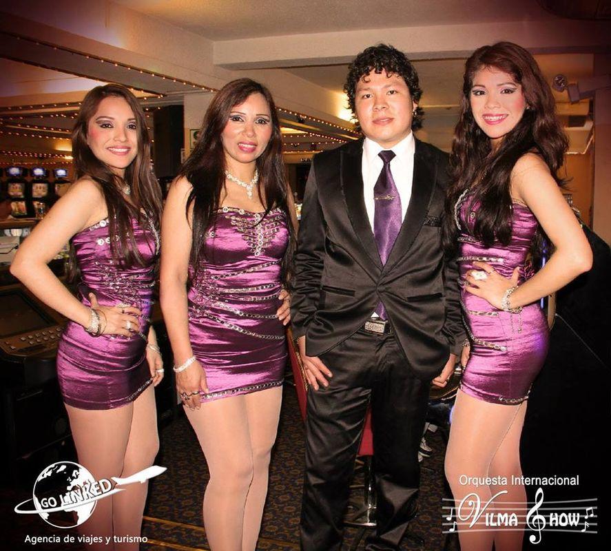 Orquesta Internacional Vilma Show