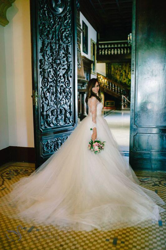 Natalia Ortiz - organizadora de bodas rusas en España