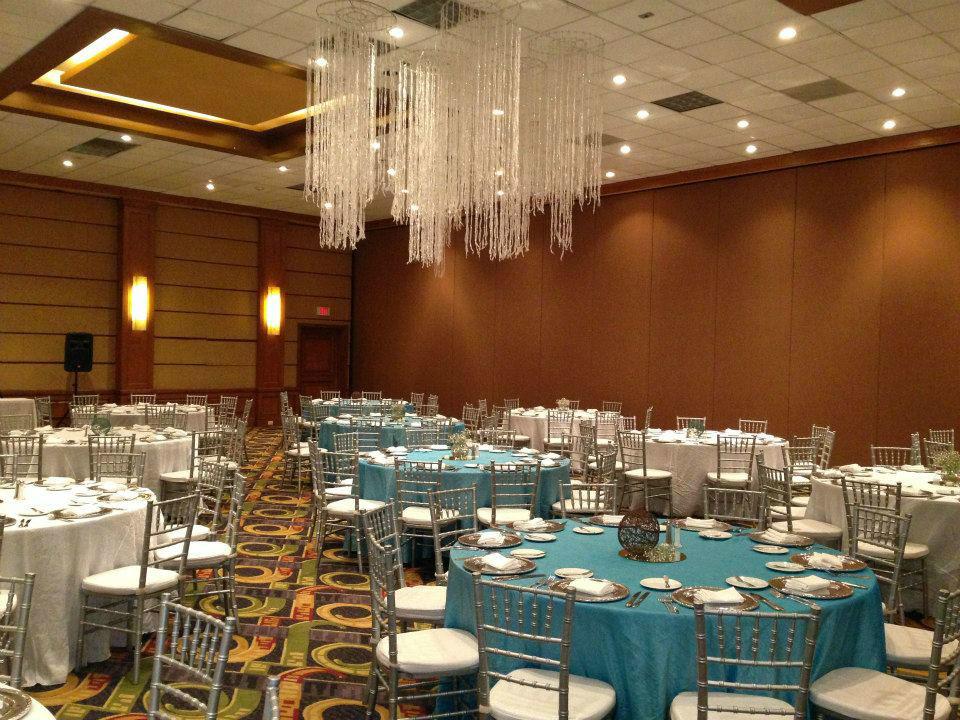 Salón para eventos Crowne Plaza Monterrey