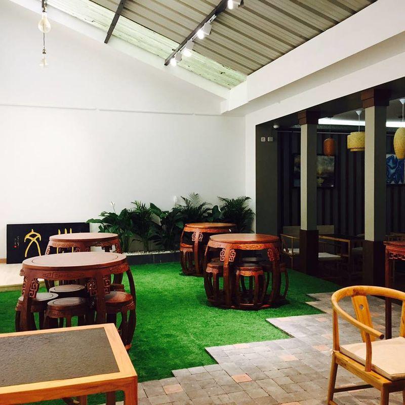 Shangwen salon de thé