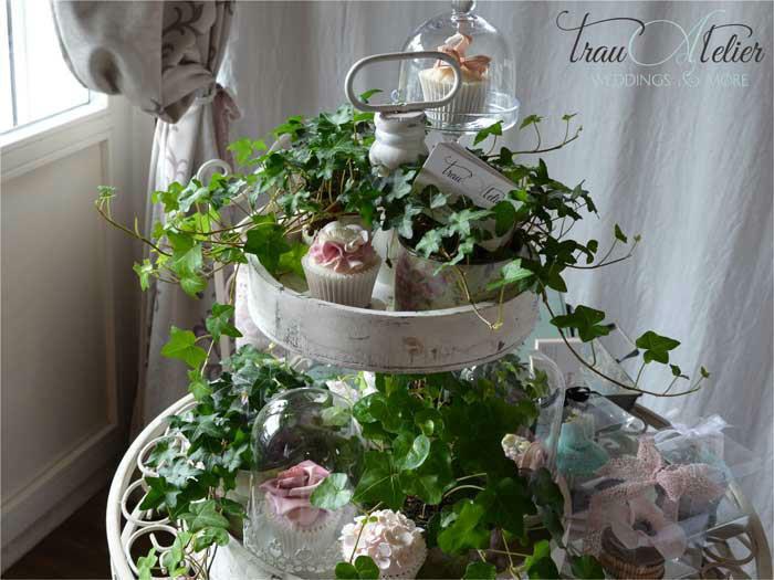 Beispiel: Wunderschöne Dekoideen, Foto: Trau Atelier.