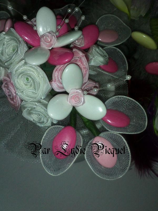 Florale Dragée Déco