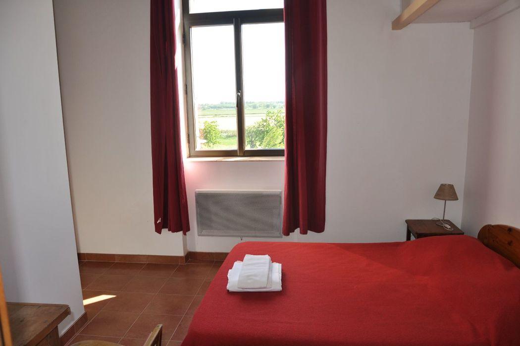Une chambre dans les logements