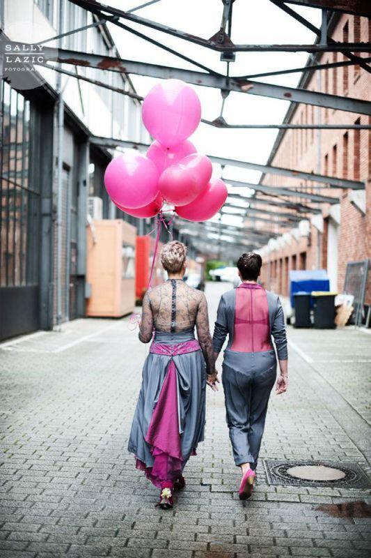 La Mode Abyssale by Helen Bender